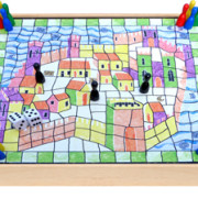 Castle Board Game