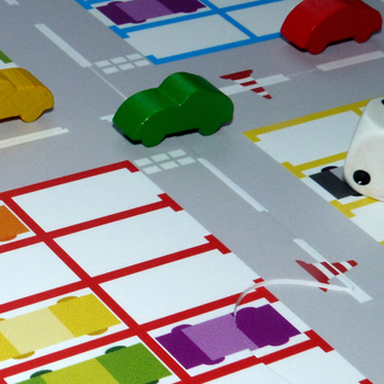 Inventors Board Game