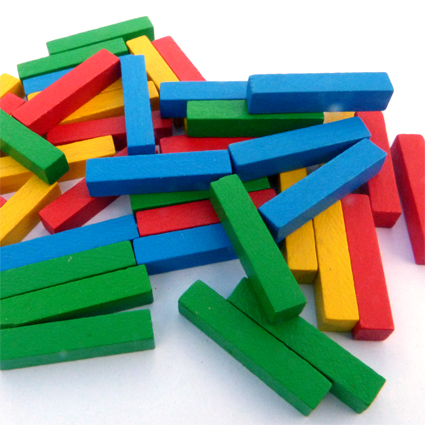 Board game pieces - wooden pieces