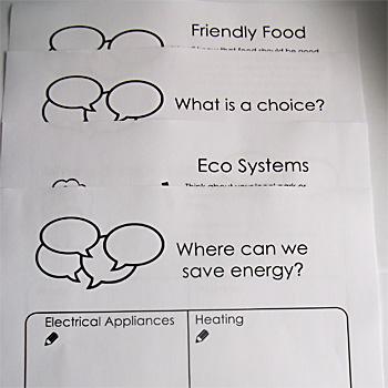 Footprint Educational Pack