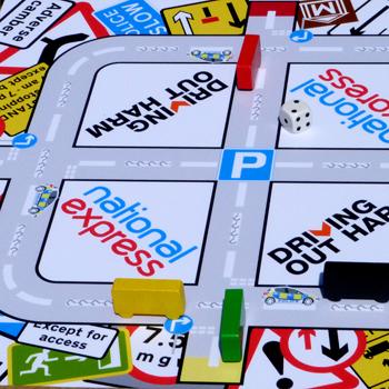 Bespoke Board Game