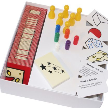 Fondue board game