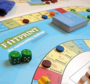 Footprint Educational Game