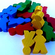 Playing Pieces figures
