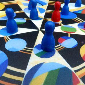 Nine Mens Morris board game