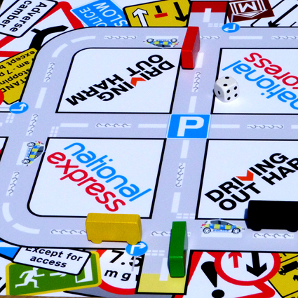 National Express Game - Driver Safety Game