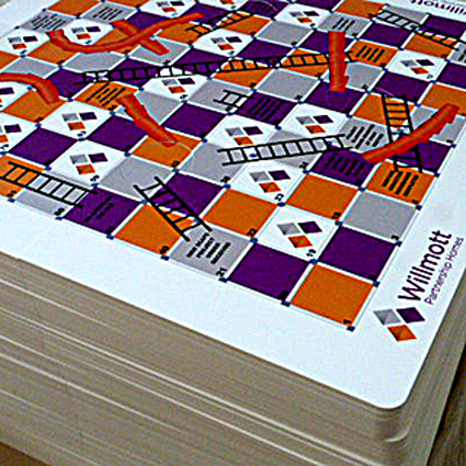 Willmott Dixon - Business Planning Game